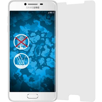 8 x Galaxy C5 Schutzfolie matt