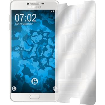 8 x Samsung Galaxy C7 Protection Film Mirror