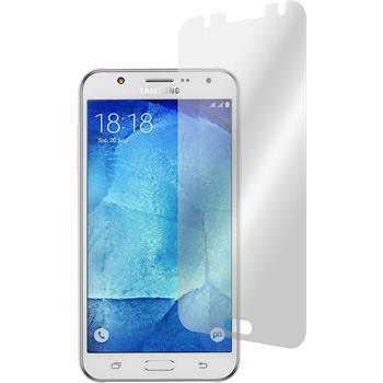 8 x Samsung Galaxy J7 Displayschutzfolie klar