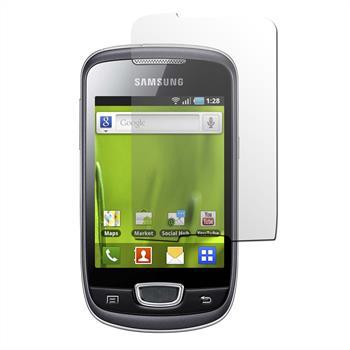 8 x Samsung Galaxy Mini Protection Film Clear