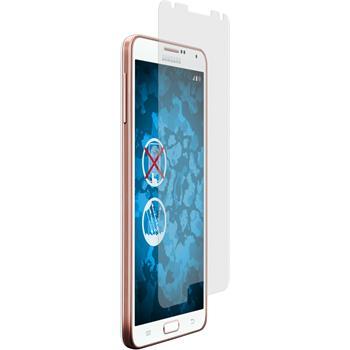 8 x Galaxy Note 3 Schutzfolie matt