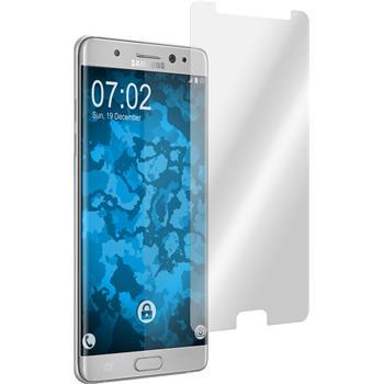 8 x Galaxy Note 7 Schutzfolie klar