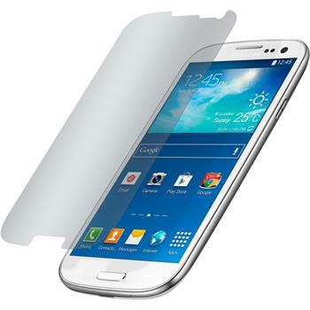 8 x Galaxy S3 Neo Schutzfolie matt