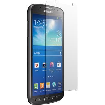 8 x Galaxy S4 Active Schutzfolie klar