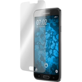 8 x Galaxy S5 Schutzfolie klar