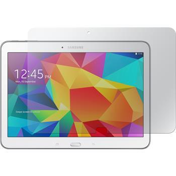 8 x Galaxy Tab 4 10.1 Schutzfolie klar