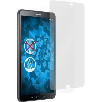 8 x Samsung Galaxy Tab A 10.1 (2016) Displayschutzfolie matt