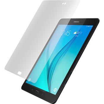 8 x Galaxy Tab A 9.7 Schutzfolie klar