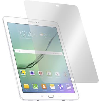 8 x Galaxy Tab S2 9.7 Schutzfolie matt