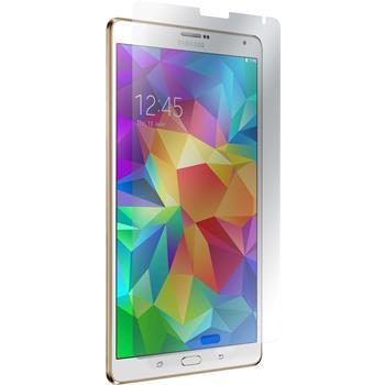 8 x Galaxy Tab S 8.4 Schutzfolie klar