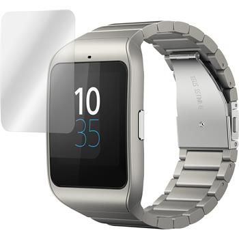 8 x Sony SmartWatch 3 SWR50 Displayschutzfolie matt