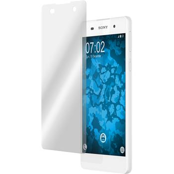 8 x Sony Xperia E5 Protection Film clear