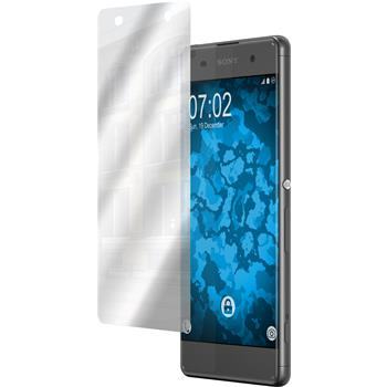 8 x Sony Xperia XA Protection Film Mirror