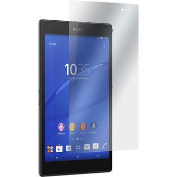 8 x Xperia Z3 Tablet Compact Schutzfolie matt