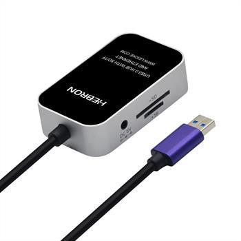 Hub | USB 3.0 | Ethernet, Kartenleser