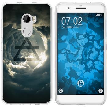 HTC X10 Silicone Case Element air M1