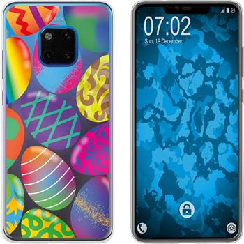 Huawei Mate 20 Pro Silicone Case Easter M3