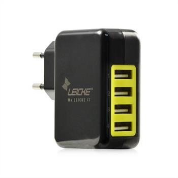 USB Netzteil | 21W 4x USB