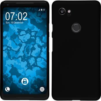 Hardcase Pixel 2 XL rubberized black Case