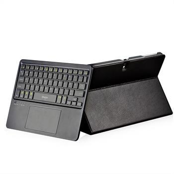 Sharon Touchpad-Tastatur und Tasche | Tastatur abnehmbar Samsung Galaxy Note 10
