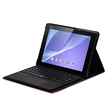 Sharon Touchpad-Tastatur und Tasche | Tastatur abnehmbar Sony Xperia Z2 Tablet