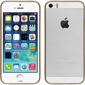 Alu Frame iPhone 5 / 5s / SE  gold