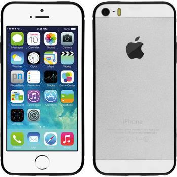 Alu Frame iPhone 5 / 5s / SE  schwarz