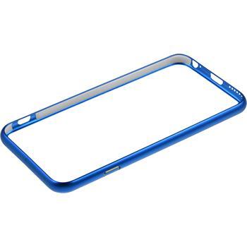 Aluminium Frame for Apple iPhone 6  blue