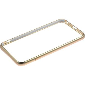 Aluminium Frame for Apple iPhone 6  gold