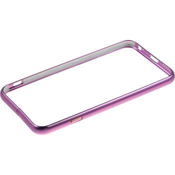 Aluminium Frame for Apple iPhone 6  hot pink