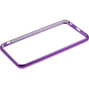 Aluminium Frame for Apple iPhone 6  purple