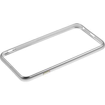 Aluminium Frame for Apple iPhone 6  silver