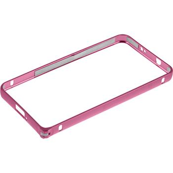 Aluminium Frame for Huawei Honor 6  pink