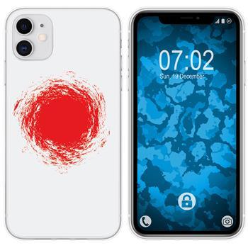 Apple iPhone 11 Silicone Case WM Japan M7