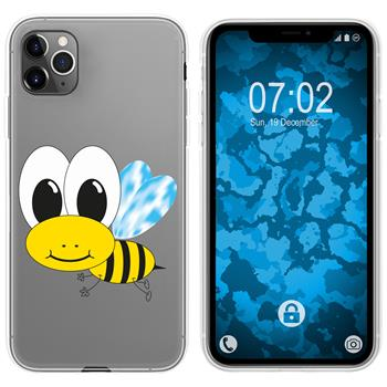 Apple iPhone 11 Pro Max Silicone Case Cutiemals M1