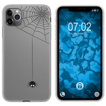 Apple iPhone 11 Pro Max Silicone Case autumn M3
