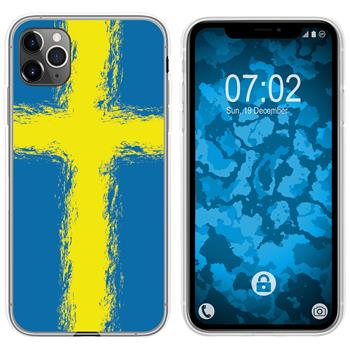 Apple iPhone 11 Pro Silicone Case WM Sweden M12
