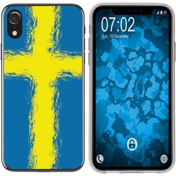 Apple iPhone Xr Silicone Case WM Sweden M12