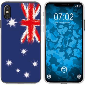 Apple iPhone Xs Max Silicone Case WM Australia M2