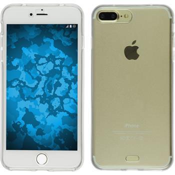 Silikon Hülle iPhone 7 Plus 360° Fullbody clear