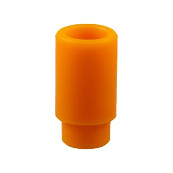 PhoneNatic Drip Tip Silicone for 510 Mouthpiece Socket in orange
