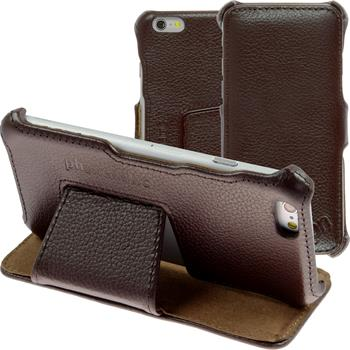 genuine Leather Case for Apple iPhone 6s / 6  brown