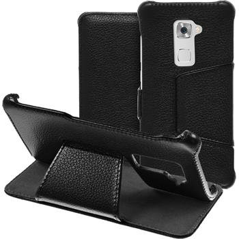 genuine Leather Case for Huawei Mate S  black
