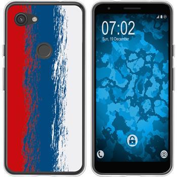 Google Pixel 3a Silicone Case WM Russia M9