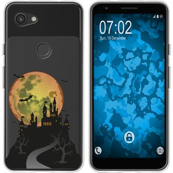 Google Pixel 3a XL Silicone Case autumn M4