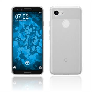 Silicone Case Pixel 3 transparent Crystal Clear Case