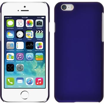 Hardcase for Apple iPhone 6 rubberized purple