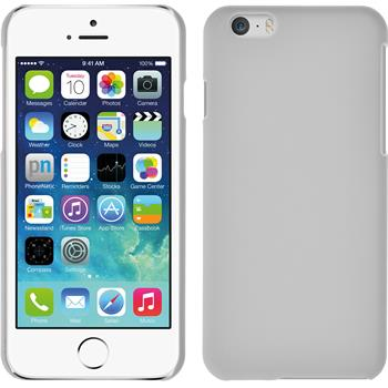 Hardcase for Apple iPhone 6 rubberized white