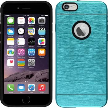 Hardcase for Apple iPhone 6 metallic blue