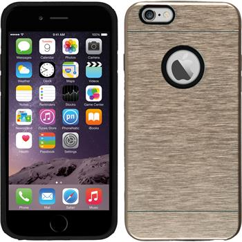 Hardcase for Apple iPhone 6 metallic gold